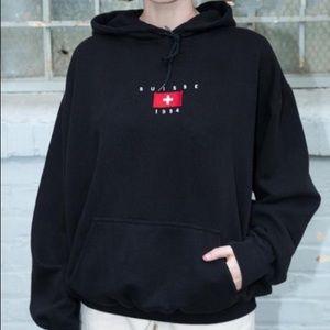Brandy Melville Tops - Brandy Melville hoodie
